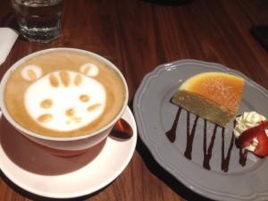 uncle tetsu cake caffee