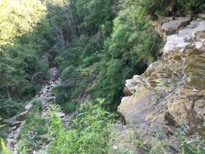 ハミルトン 滝