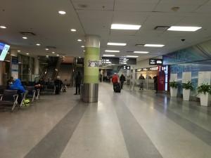 トロント空港