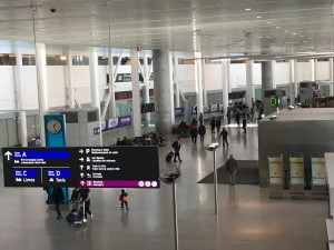 トロント 空港