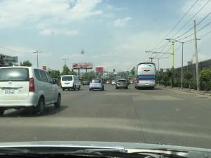 メキシコ 道路