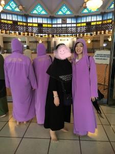 マレーシア 国立モスク
