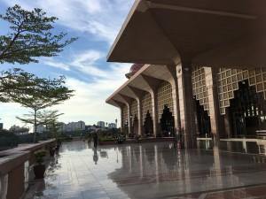 ピンクモスク マレーシア